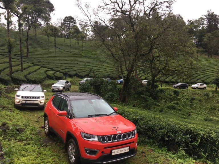 Monsoon Jeep Trail Kerala