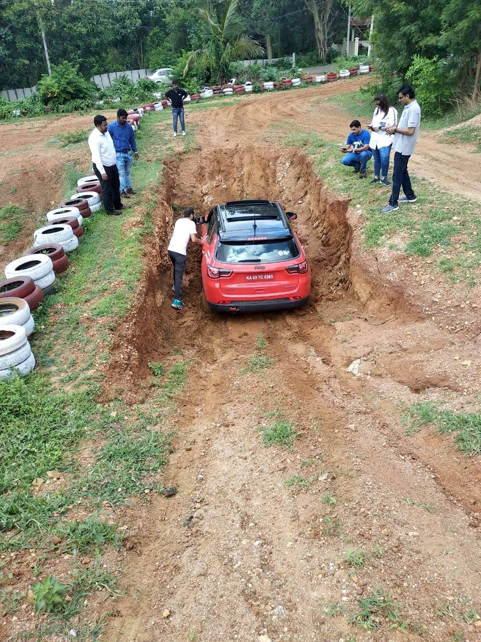 Dirt Mania Trail Bangalore Jeep Club