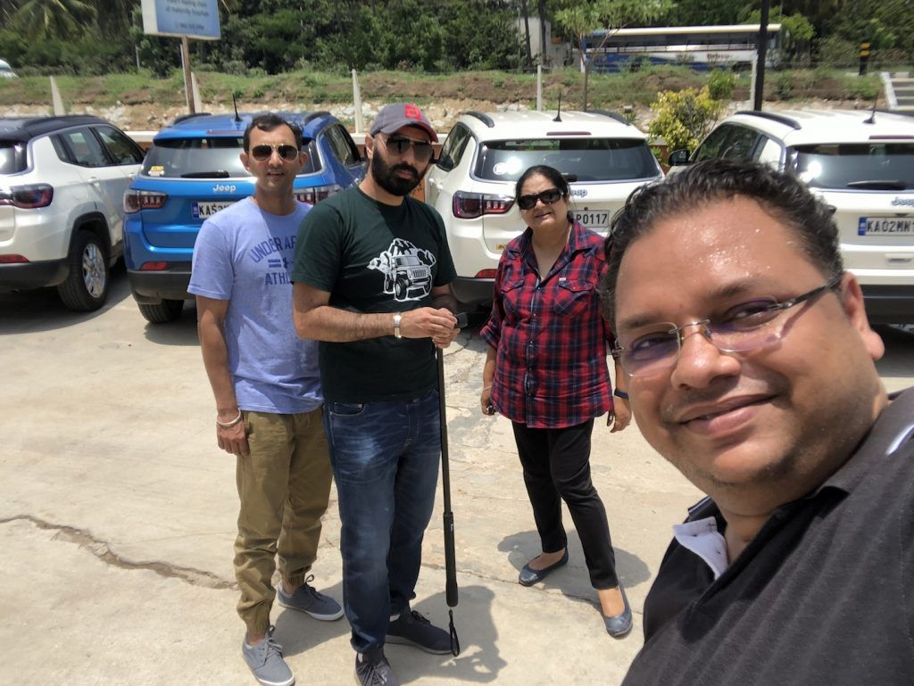 Bangalore Jeep Club Kolar Mini Trip 7