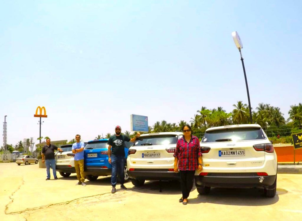 Bangalore Jeep Club Kolar Mini Trip 4