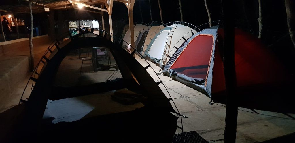 Western Wanderers tents1