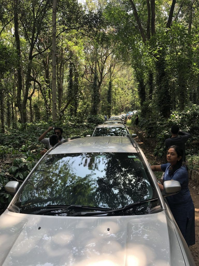Madras Jeep Club Yercaud Trip 9