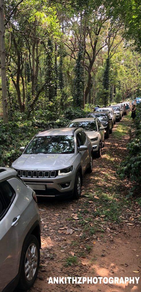 Madras Jeep Club Yercaud Trip 7
