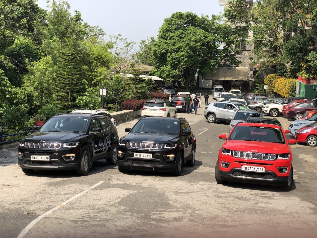 Madras Jeep Club Yercaud Trip 10