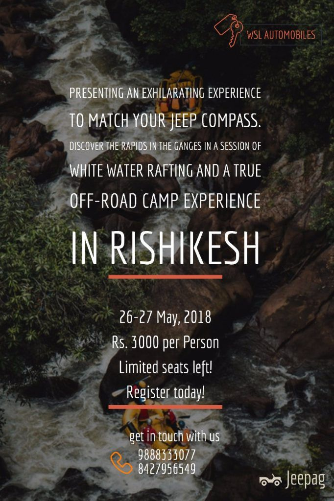 Jeep Activity Group North Trip Rishikesh