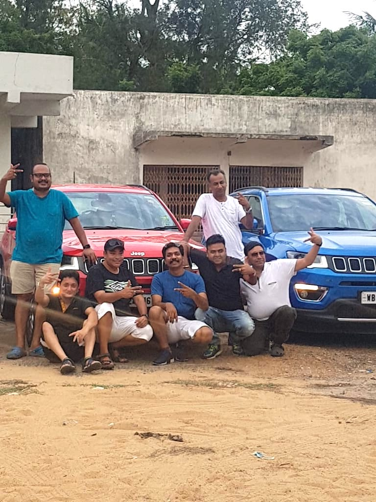 Eastern Jeepers Club Chandipur Trip 04