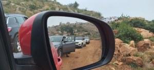 Bangalore Jeep Club Ambajidurga Hills and Horsley Hills Jeep Trails