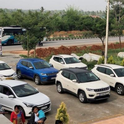 Bangalore Jeep Club Kolar Mini Trip 11