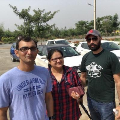Bangalore Jeep Club Kolar Mini Trip 9