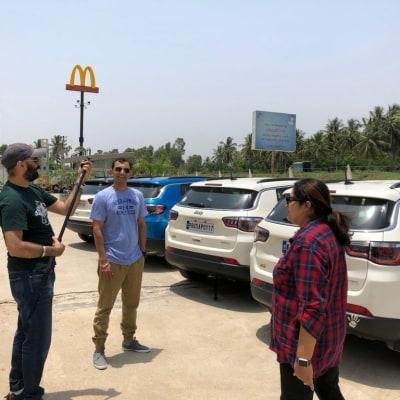 Bangalore Jeep Club Kolar Mini Trip 6