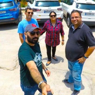 Bangalore Jeep Club Kolar Mini Trip 5