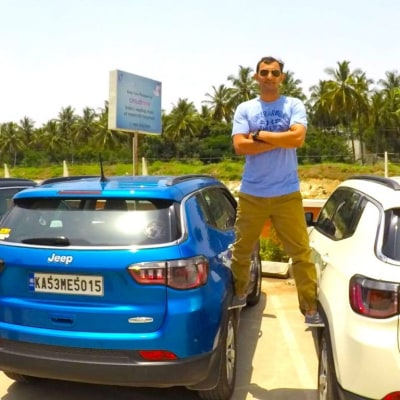 Bangalore Jeep Club Kolar Mini Trip 2