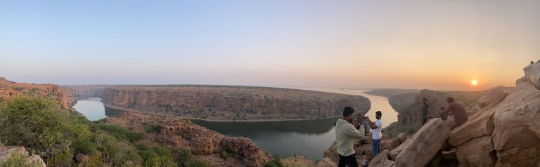 Madras Jeep Club Trail to Gandikota