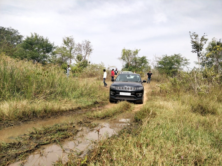 Bangalore Jeep Club TG Halli Trail