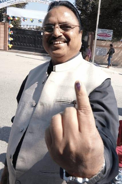 मैं भारत का मतदाता हूँ