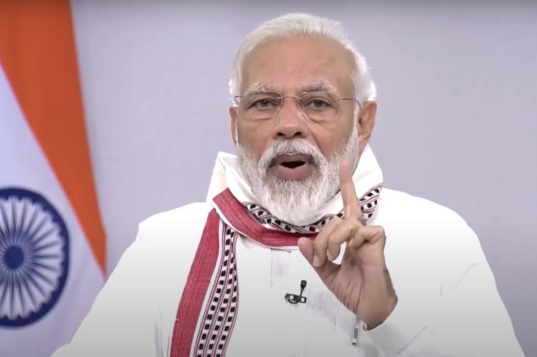 """प्रधानमंत्री का नया सूत्र: """"वयं राष्ट्रे जागृयाम""""…"""