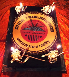 Logo Unveiling of DNCR TrailRaiders