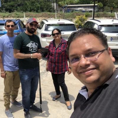 Bangalore Jeep Club Kolar Mini Trip 7