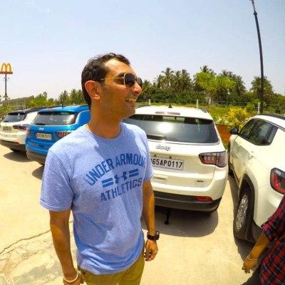 Bangalore Jeep Club Kolar Mini Trip 3