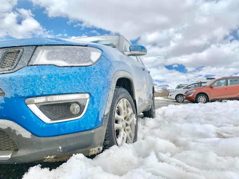 overlanding cold desert Lahaul and Spiti