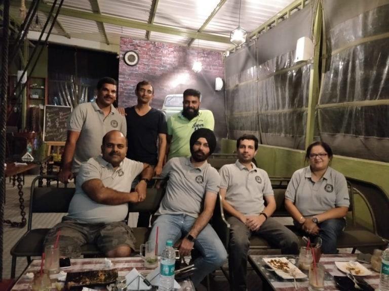 BJC Mini Meet Willys Top Cafe 10