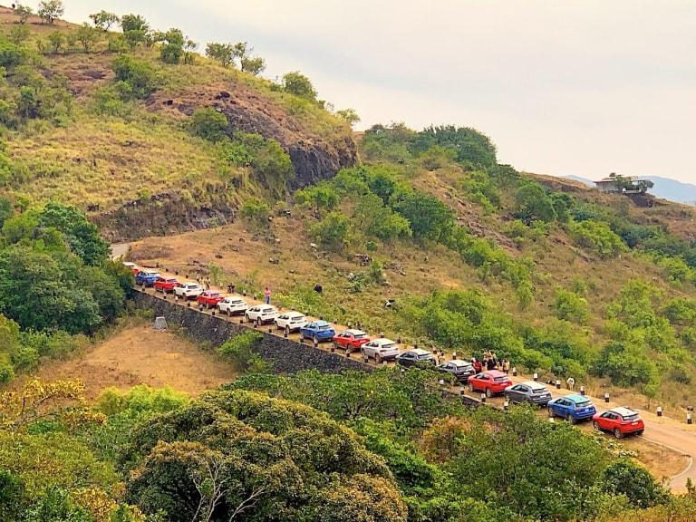 Jeep South Mountains Trails Kerala