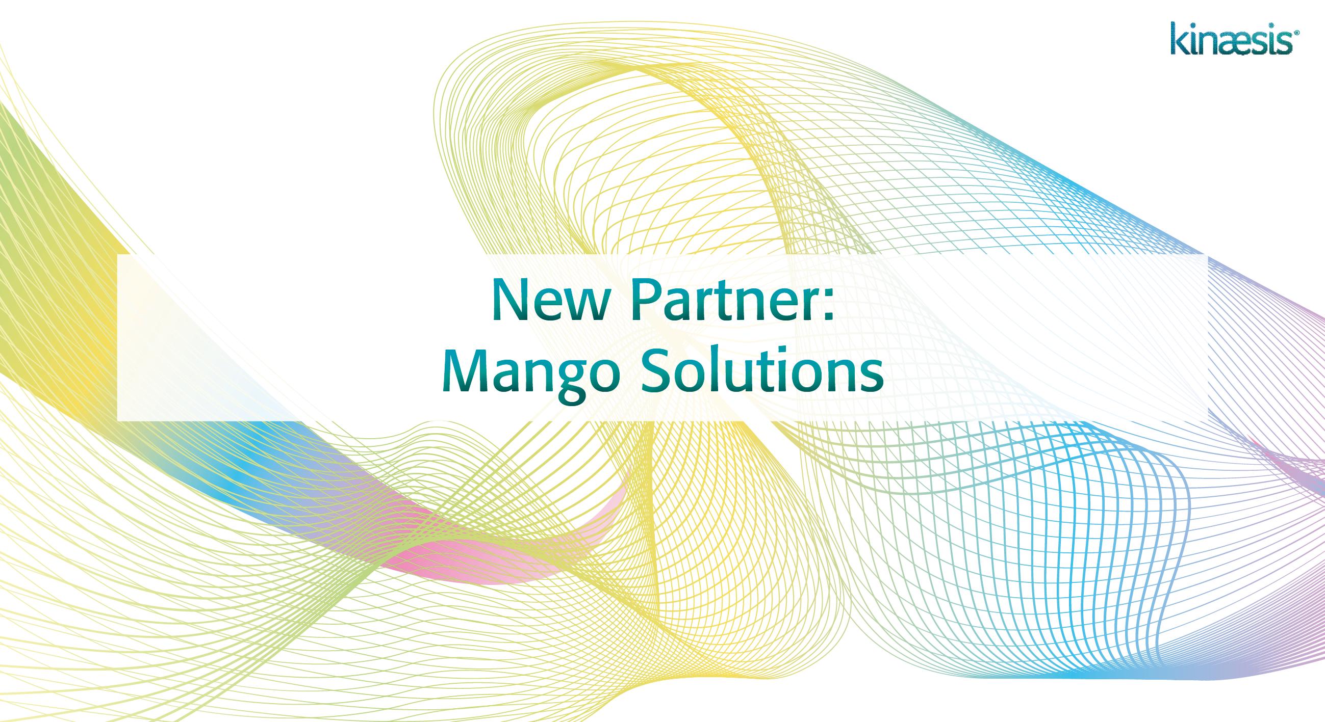 Mango Solutions Partnership