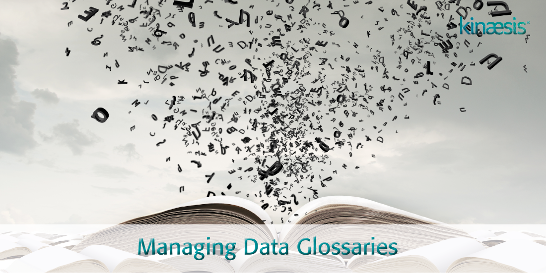 Get control of your glossaries to set yourself up for success