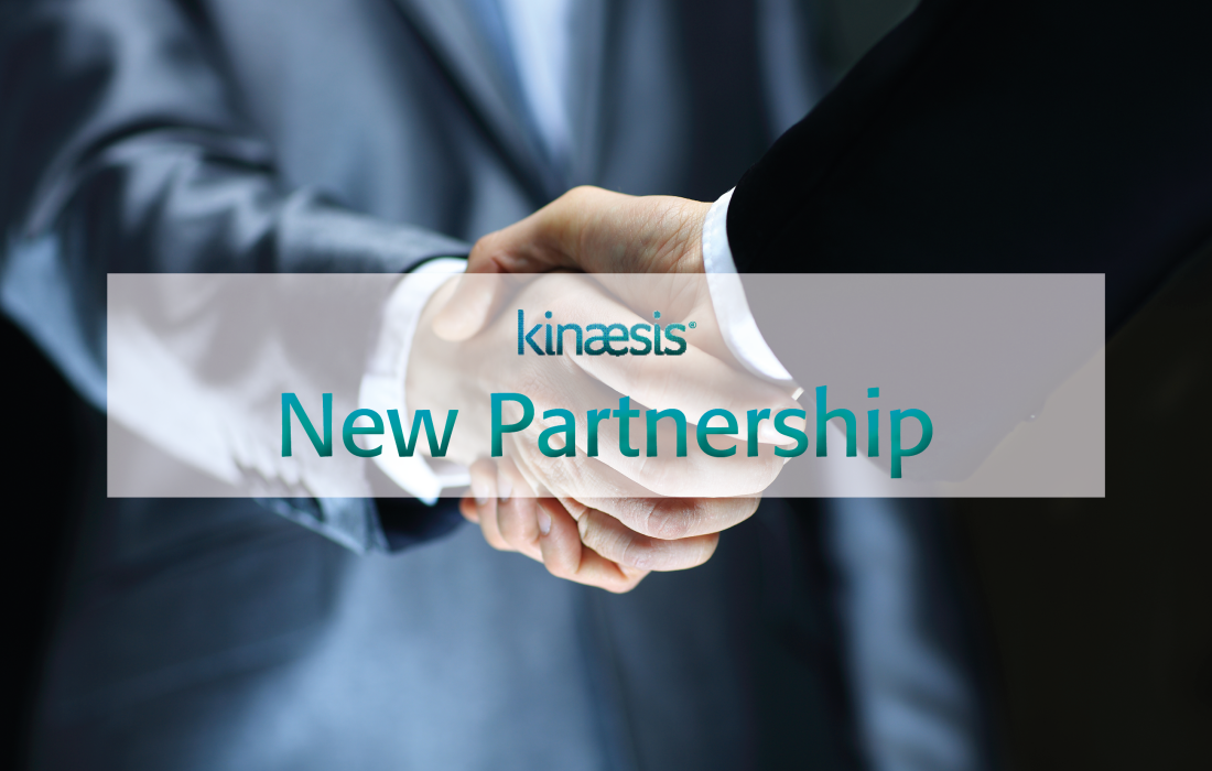 NORMAN & SONS and Kinaesis Partnership Announcement.