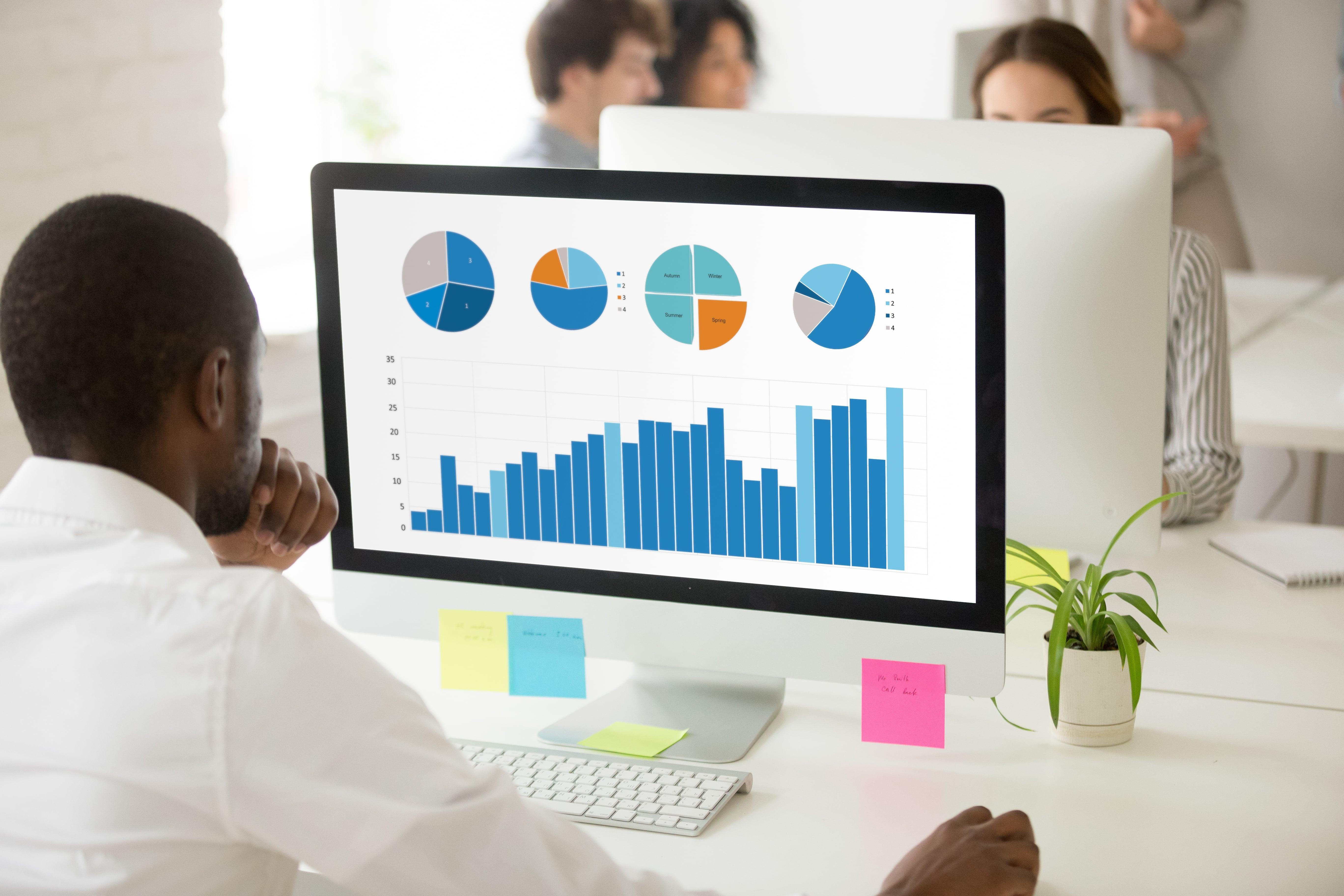 Analytics - Speeding up time to insight.