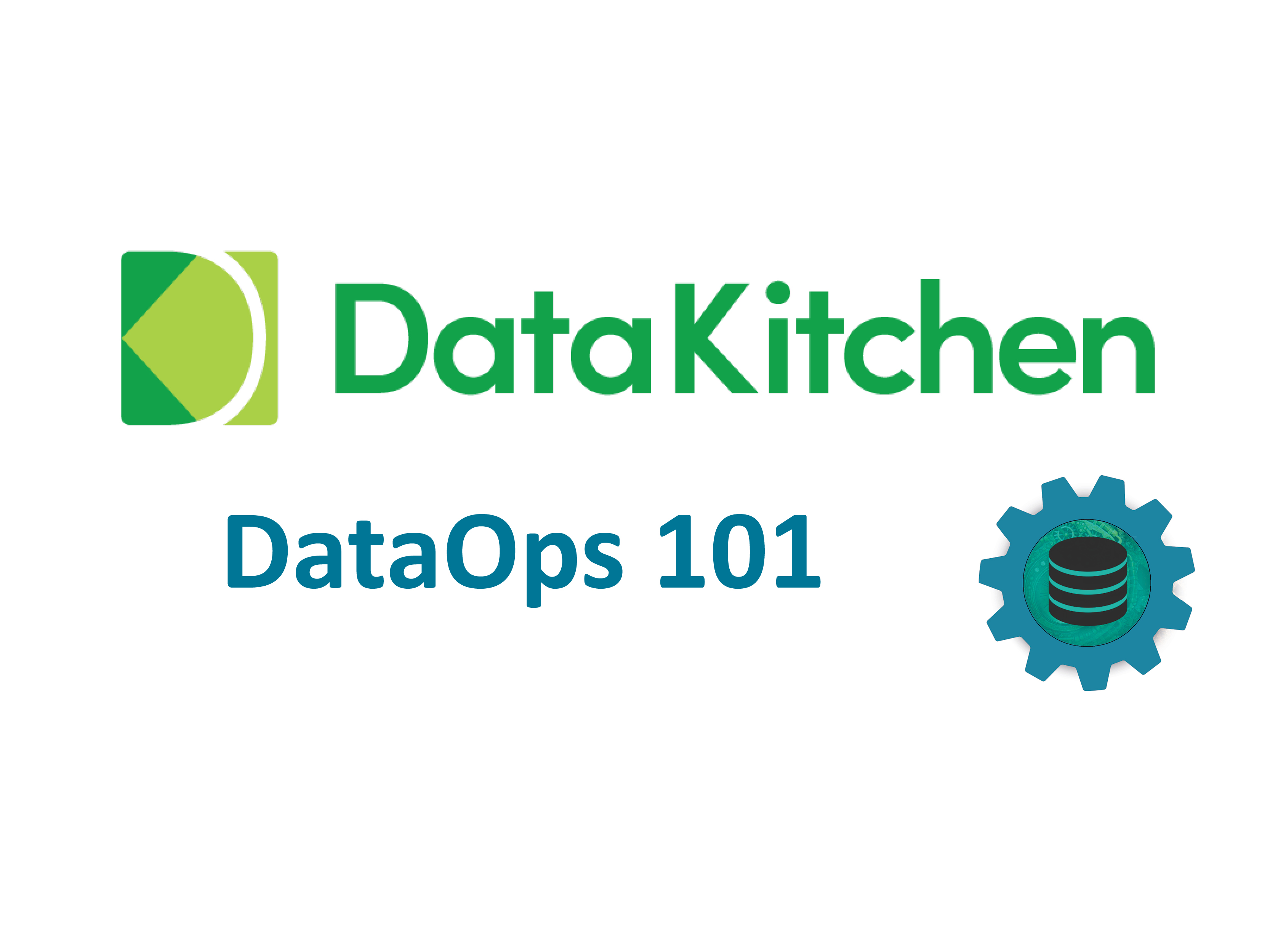 DataKitchen's DataOps 101 course live on the DataOps Academy