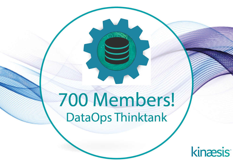 DataOps Thinktank on LinkedIn reaches 700 data professionals