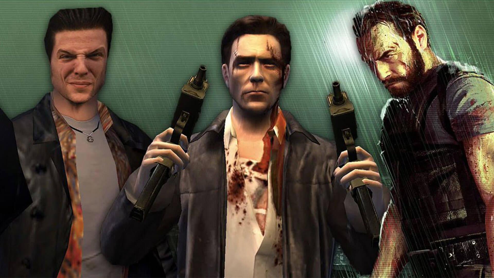 История серии Max Payne