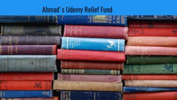 Ahmad\'s  Udemy Fund