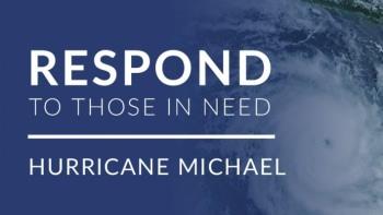 Hurricane Michael Supplies for Wewahitchka, FL