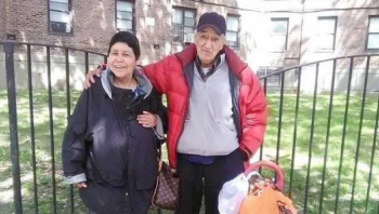 Help for HOMELESS couple affected by HURRICANE KATRINA