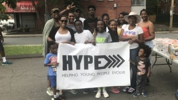 HYPE 3nd Annual Unity In The Community Holiday Dinner