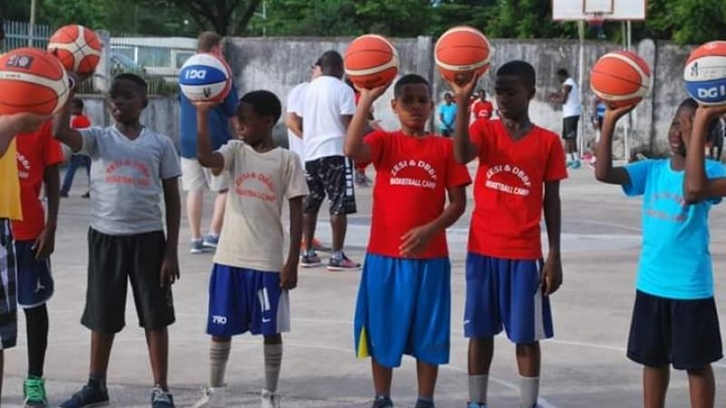 zanzibar Basketbal awareness