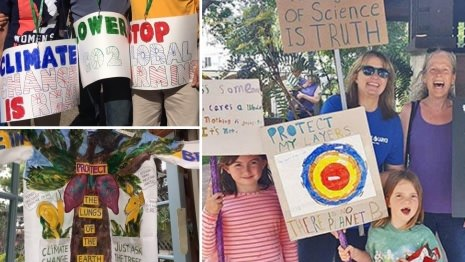 March for Science - SLO