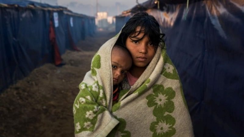 Winter clothes Collection for rohingya Children