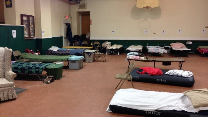 Help the homeless in Danbury