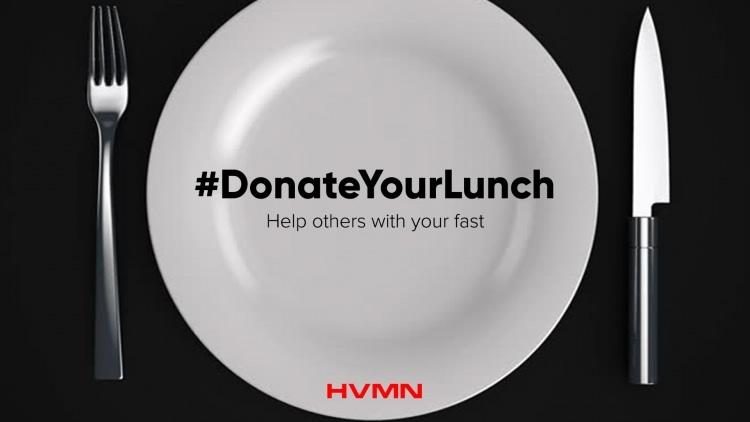 Donate Your Lunch