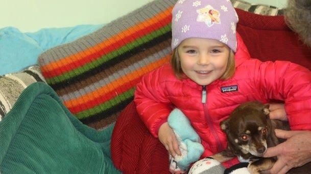 Grace MacDonald's Hop-a-thon Fundraiser Campaign