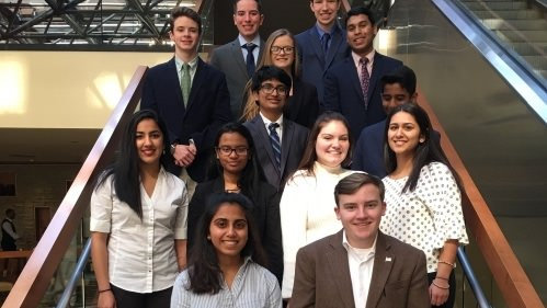 Trumbull Model UN Club Field Trip Fundraiser