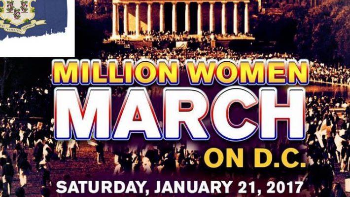 Women's March on Washington--CONNECTICUT