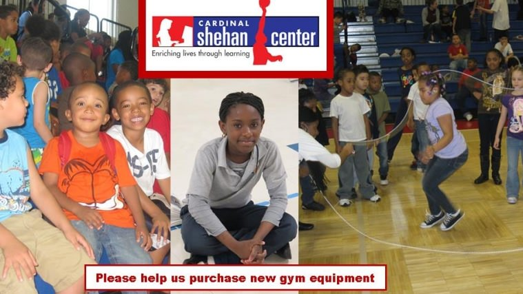 Gym Equipment for Inner-city Youth