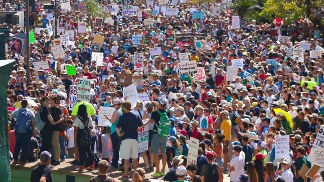 March For Science, San Diego: 2018