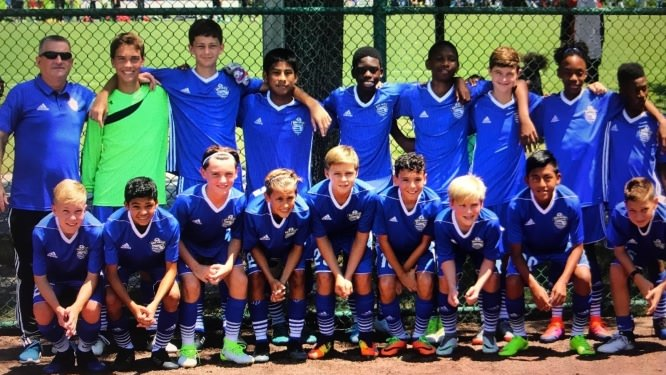 Help with Brevard SA's U14 Boys team expenses