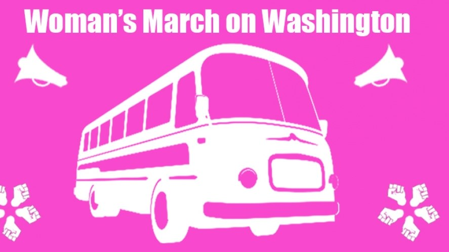 Women's March on Washington Texas Bus Package Travel Fund