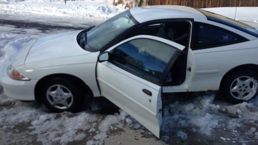 Help! My car broke down!